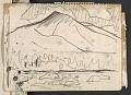 View James Fitzgerald sketchbook #6 digital asset: sketchbook page 14