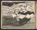 View James Fitzgerald sketchbook #6 digital asset: sketchbook page 15
