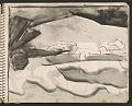 View James Fitzgerald sketchbook #6 digital asset: sketchbook page 16