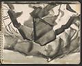 View James Fitzgerald sketchbook #6 digital asset: sketchbook page 20