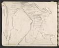 View James Fitzgerald sketchbook #6 digital asset: sketchbook page 21