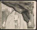 View James Fitzgerald sketchbook #6 digital asset: sketchbook page 22