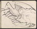 View James Fitzgerald sketchbook #6 digital asset: sketchbook page 24