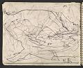 View James Fitzgerald sketchbook #6 digital asset: sketchbook page 25