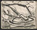 View James Fitzgerald sketchbook #6 digital asset: sketchbook page 27