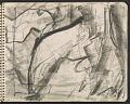 View James Fitzgerald sketchbook #6 digital asset: sketchbook page 28