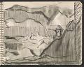 View James Fitzgerald sketchbook #6 digital asset: sketchbook page 30