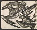 View James Fitzgerald sketchbook #6 digital asset: sketchbook page 31