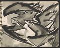 View James Fitzgerald sketchbook #6 digital asset: sketchbook page 32
