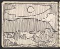 View James Fitzgerald sketchbook #6 digital asset: sketchbook page 35