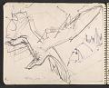 View James Fitzgerald sketchbook #6 digital asset: sketchbook page 37