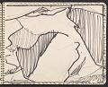 View James Fitzgerald sketchbook #6 digital asset: sketchbook page 40