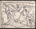 View James Fitzgerald sketchbook #6 digital asset: sketchbook page 44