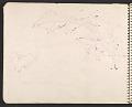 View James Fitzgerald sketchbook #6 digital asset: sketchbook page 47