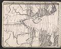 View James Fitzgerald sketchbook #6 digital asset: sketchbook page 49