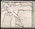 View James Fitzgerald sketchbook #6 digital asset: sketchbook page 51