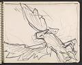 View James Fitzgerald sketchbook #6 digital asset: sketchbook page 56
