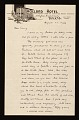 View Edgar Preston Richardson letter to Lawrence Arthur Fleischman, Detroit, Mich. digital asset number 0