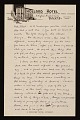 View Edgar Preston Richardson letter to Lawrence Arthur Fleischman, Detroit, Mich. digital asset number 2