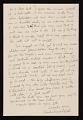 View Charles Ephraim Burchfield letter to Lawrence Arthur Fleischman, Detroit, Mich. digital asset number 2