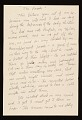 View Charles Ephraim Burchfield letter to Lawrence Arthur Fleischman, Detroit, Mich. digital asset number 3