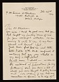 View Philip Evergood, Oxford, Connecticut letter to Lawrence Arthur Fleischman, Detroit, Mich. digital asset number 0