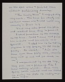 View Louis Bouché letter to Lawrence Fleischman digital asset number 1