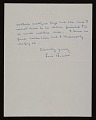 View Louis Bouché letter to Lawrence Fleischman digital asset number 3