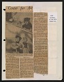 "View La Vern Frank-Rush scrapbook page ""Why Public Housing?"" digital asset number 0"