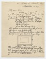 View Edward Hopper letter to Frank Knox Morton Rehn digital asset: page 1