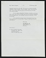 View Leslie Cheek letter to Edward Hopper digital asset number 1