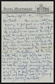 View Josephine Hopper letter to Frank K. M. Rehn digital asset number 0