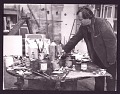 View Sam Francis in his Paris studio digital asset number 0