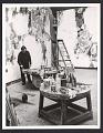 View Sam Francis in his Paris studio digital asset number 0