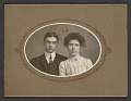 View Portrait of Frederick Carl Frieseke with his sister Edyth digital asset: front