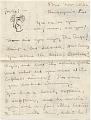 View Alfred Joseph Frueh to Giuliette Fanciulli digital asset: page 1
