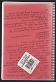 View Working notebook digital asset: cover verso