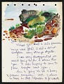 View Peter Dean letter to Darthea Speyer, Paris, France digital asset number 0