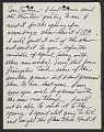View Llyn Foulkes letter to Darthea Speyer digital asset number 0