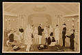 View Photograph of <em>Rehearsal, Strawberry Festival</em> (1918) by Wood Gaylor digital asset: front