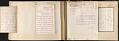 View Matilda Gay scrapbook, no. 2 digital asset: pages 126