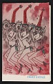 View Warrington Colescott holiday card to Ray Gloeckler digital asset number 0