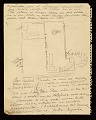 View Various notes/sketches on Picasso? digital asset number 8