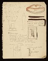 View Various notes/sketches on Picasso? digital asset number 27