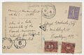 View Reginald Marsh postcard to Lloyd Goodrich digital asset: verso
