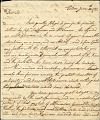 View Benjamin West letter to Charles Willson Peale digital asset: page 1