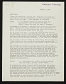View Barnett Newman letter to Clement Greenberg digital asset number 0