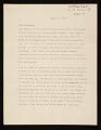View Clyfford E. Still letter to Clement Greenberg digital asset number 1