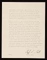 View Clyfford E. Still letter to Clement Greenberg digital asset number 3