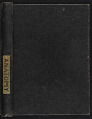 "View Joseph W. Groell papers digital asset: Volume 1: ""Anatomy,"""